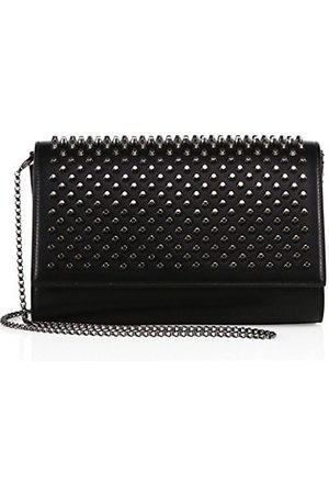Christian Louboutin Women Clutches - Paloma Spiked Leather Clutch
