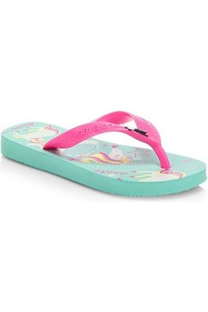 Havaianas Girl's Unicorn Flip Flops