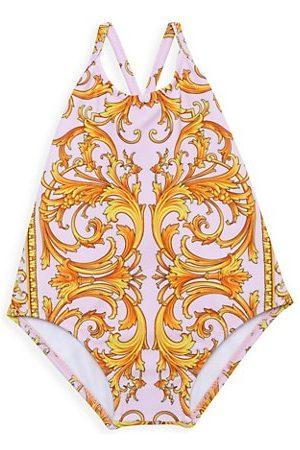 VERSACE Baby Girl's Abbigliamento One-Piece Swimsuit