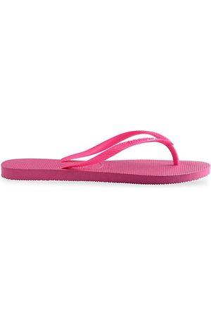 Havaianas Little Girl's & Girl's Slim Classic Flip Flops