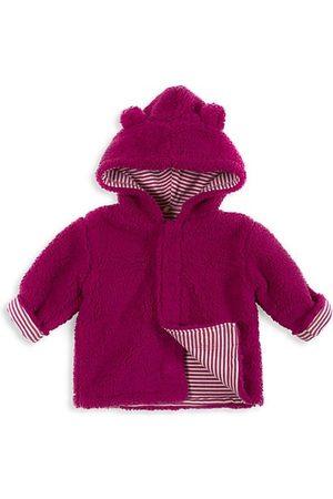 Magnetic Me Girls Fleece Jackets - Baby Girl's Fleece Hooded Jacket