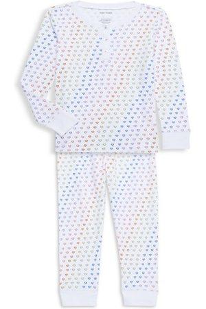 Roller Rabbit Girls Pyjamas - Baby's, Little Girl's & Girl's 2-Piece Disco-Print Pajama Set