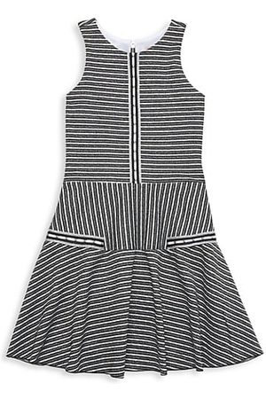 Zoe Girls Knitted Dresses - Girl's Brooke Knit Swing Dress