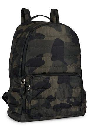 Bari Lynn Camouflage Backpack