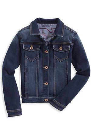 Vineyard Vines Girls Denim Jackets - Little Girl's & Girl's Denim Jacket