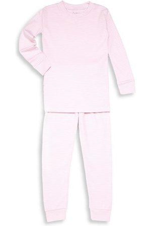 Kissy Kissy Girls Pyjamas - Baby's & Little Girl's Two-Piece Stripe Pajama Set