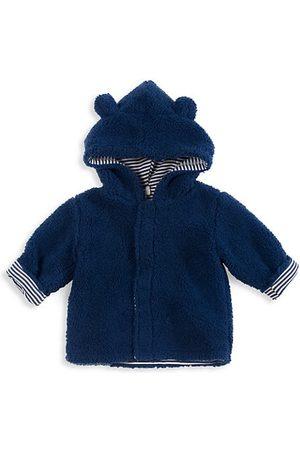 Magnetic Me Boys Fleece Jackets - Baby Boy's Fleece Hooded Jacket