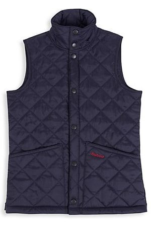 Barbour Little Girl's & Girl's Liddesdale Quilted Vest