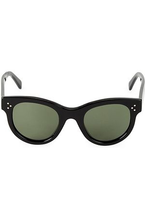 Céline Sunglasses - 48MM Round Sunglasses