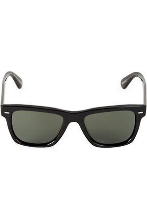 Oliver Peoples Oliver 54MM Wayfarer Sunglasses
