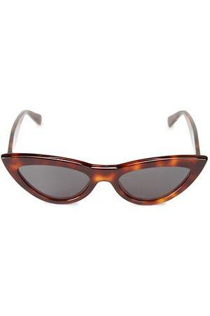 Céline 56MM Narrow Cat Eye Sunglasses