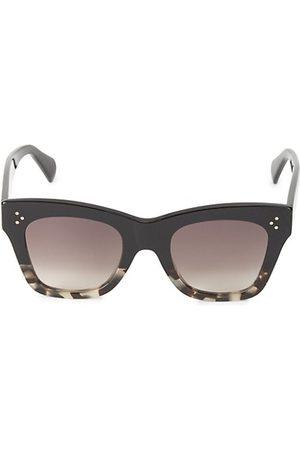 Céline 50MM Gradient Cat Eye Sunglasses