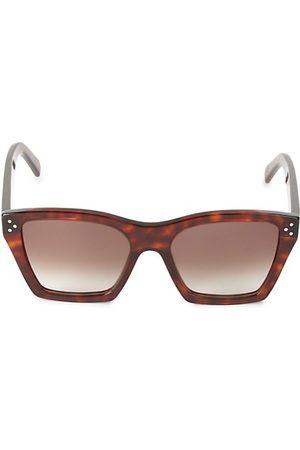 Céline Sunglasses - 55MM Square Sunglasses