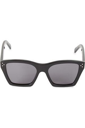Céline 55MM Square Sunglasses