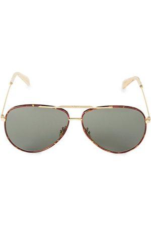 Céline 61MM Aviator Sunglasses