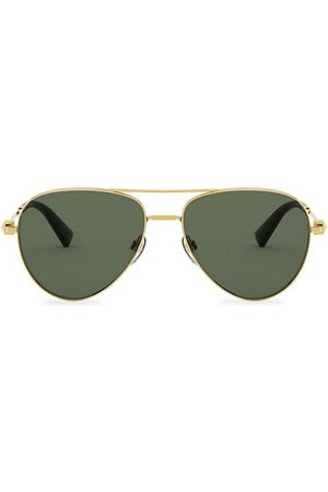 VALENTINO Legacy 57MM Aviator Sunglasses