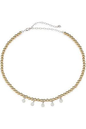 Sydney Evan 14K Yellow & Diamond Baby Disc Charm Necklace