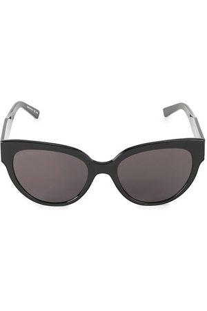 Balenciaga Sunglasses - 55MM Cat Eye Sunglasses