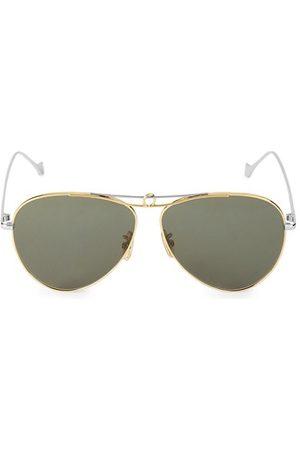 Loewe Sunglasses - 61MM Aviator Sunglasses