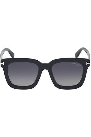 Tom Ford Sari 52MM Square Sunglasses
