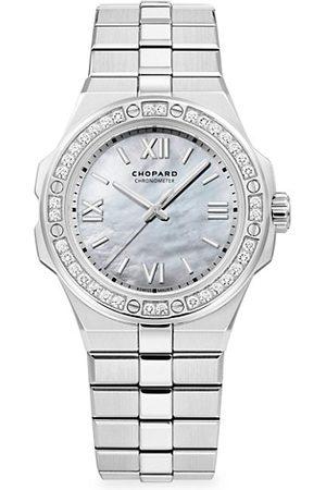 Chopard Watches - Alpine Eagle Stainless Steel & Diamond Bracelet Watch