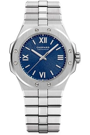 Chopard Watches - Alpine Eagle Stainless Steel & Blue-Dial Bracelet Watch