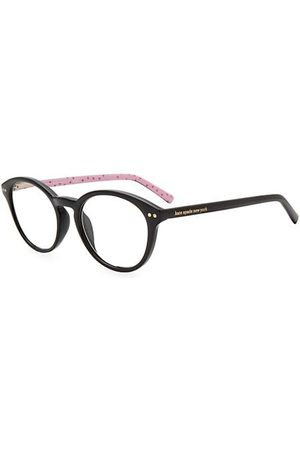 Kate Spade Sunglasses - Kinslee 48MM Blue Block Round Eyeglasses