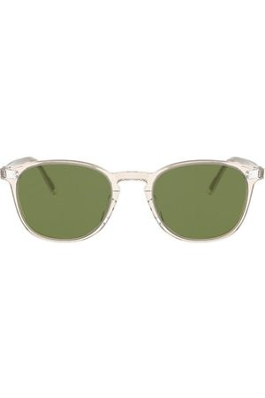Oliver Peoples Sunglasses - Finley Vintage 49MM Round Sunglasses