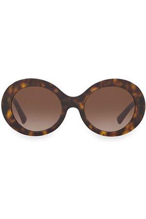 VALENTINO Sunglasses - Allure 52MM Retro Round Sunglasses