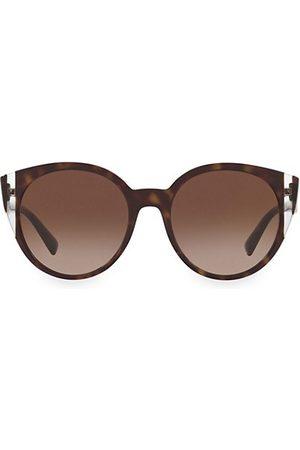 VALENTINO Sunglasses - Legacy 55MM Round Sunglasses