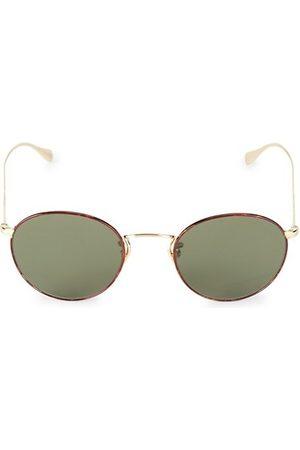 Oliver Peoples Sunglasses - Coleridge 50MM Round Sunglasses