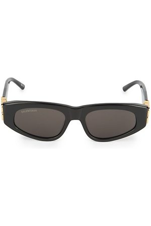 Balenciaga 53MM Narrow Sunglasses