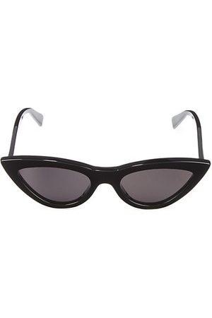 Céline 56MM Exaggerated Cat Eye Sunglasses