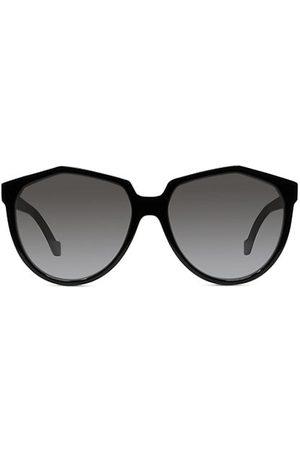 Loewe Sunglasses - 59MM Angular Round Sunglasses