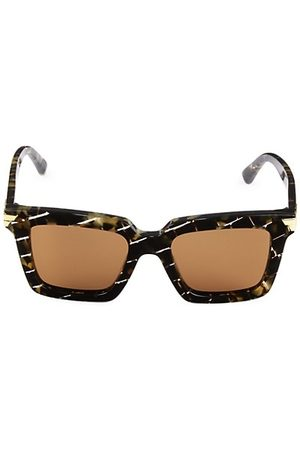 Bottega Veneta 53MM Square Sunglasses