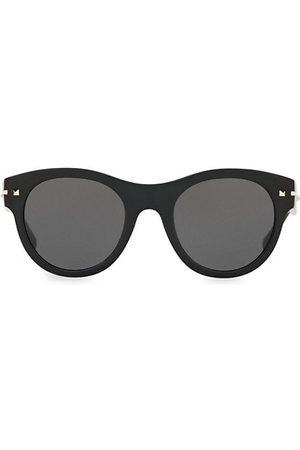 VALENTINO Legacy 51MM Studded Pantos Sunglasses