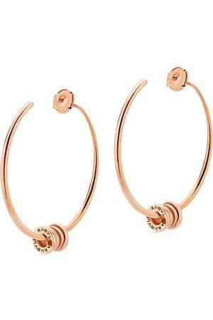 Bvlgari Earrings - B.zero1 18K Rose Large Hoop Earrings