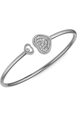 Chopard Happy Hearts 18K & Diamond Bangle