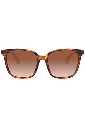 VALENTINO 57MM Square Sunglasses