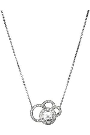 Chopard Necklaces - Happy Dreams Diamond & 18K Pendant Necklace