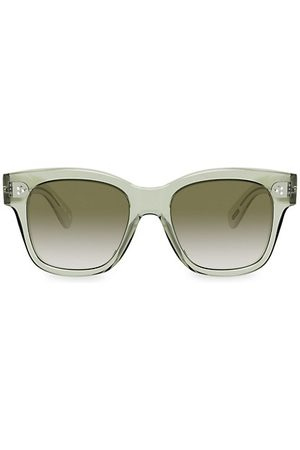 Oliver Peoples Melery 54MM Square Sunglasses