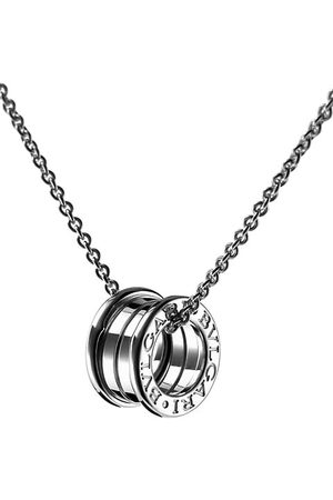 Bvlgari B.zero1 18K Small Pendant Necklace