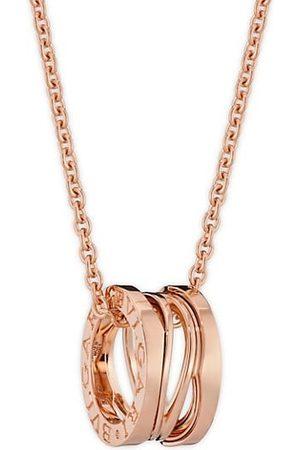 Bvlgari B.zero1 Design Legend 18K Rose Necklace