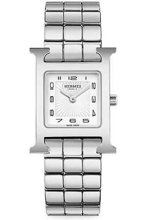 Hermès Watches - Heure H Steel Bracelet Watch