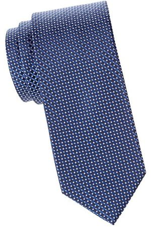 Eton Micro-Dot Silk Tie