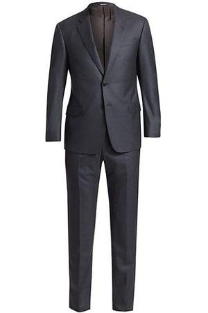 Armani Wool Suit