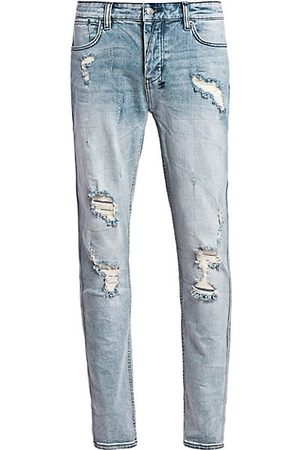 KSUBI Sign Of The Times Van Winkle Trashed Dreams Skinny Jeans
