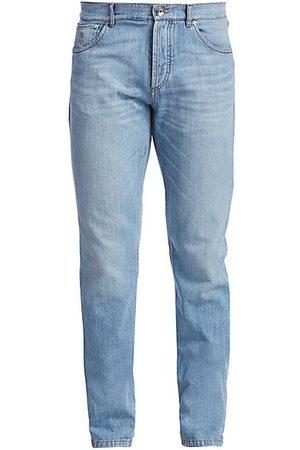 Brunello Cucinelli Men Slim - Basic Fit Jeans