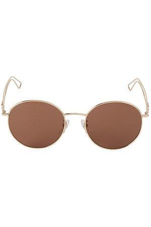 Balenciaga 56MM Round Sunglasses