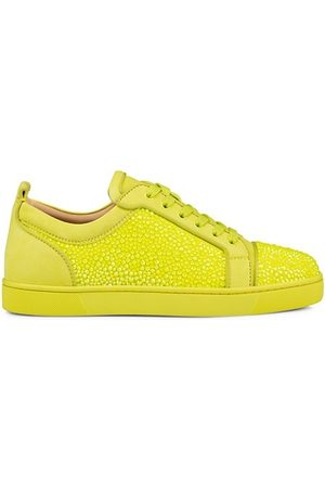 Christian Louboutin Boys Sneakers - Louis Junior Orlato Flat Sneakers